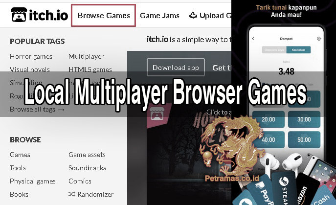 Local Multiplayer Browser Games